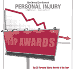 Personal injury Top awards